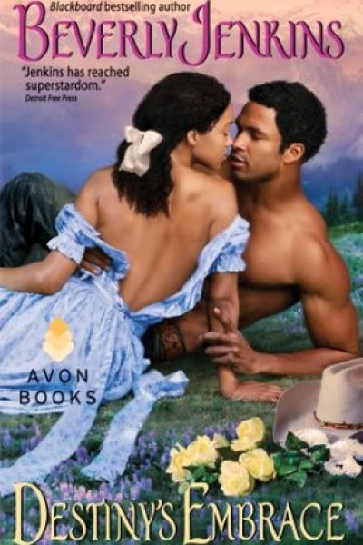 Book Review-Destiny's Embrace by Beverly Jenkins