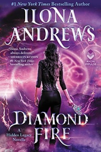 Quickie Book Review-Diamond Fire by Ilona Andrews
