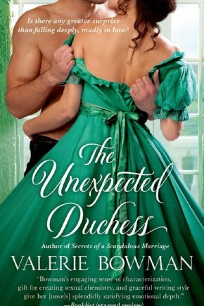 Book Review-The Unexpected Duchess by Valerie Bowman