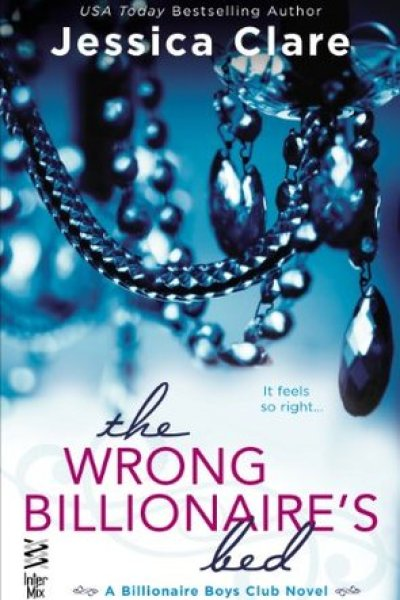 Book Review-The Wrong Billionaire's Bed by Jessica Clare