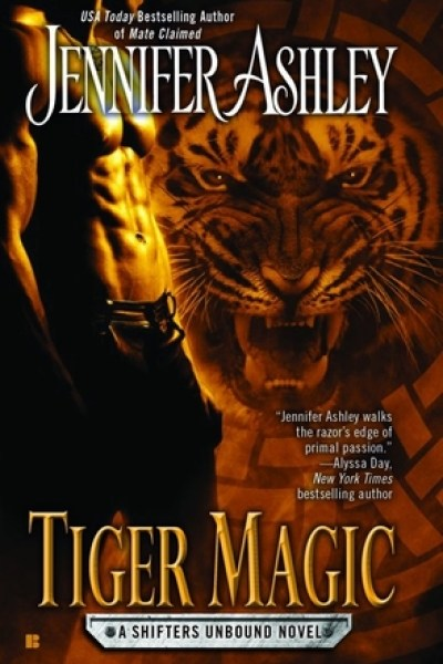 Book Review-Tiger Magic by Jennifer Ashley