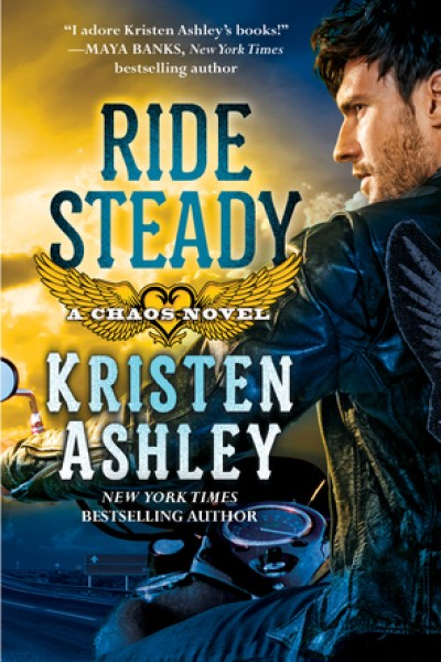 Book Review-Ride Steady by Kristen Ashley
