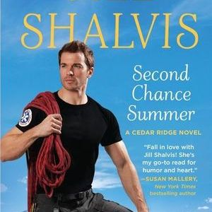 Audio Book Review-Second Chance Summer by Jill Shalvis