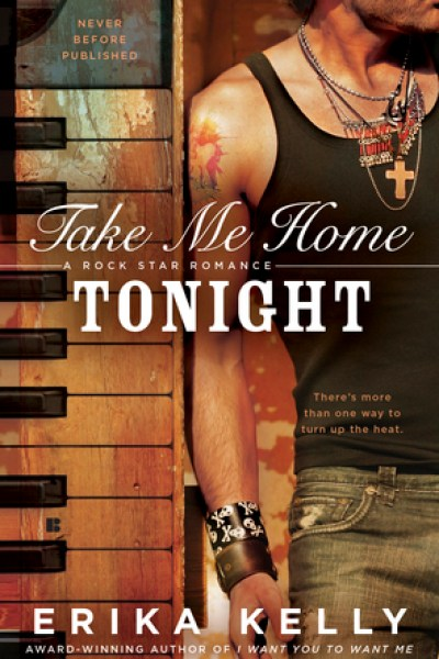 Book Review-Take Me Home Tonight by Erika Kelly