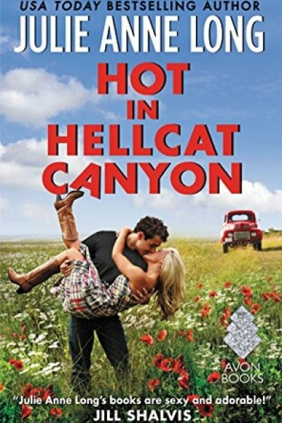 Quickie ARC Book Review-Hot in Hellcat Canyon