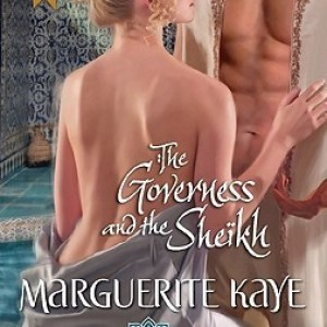 Book Review-Governess and the Sheikh by Marguerite Kaye