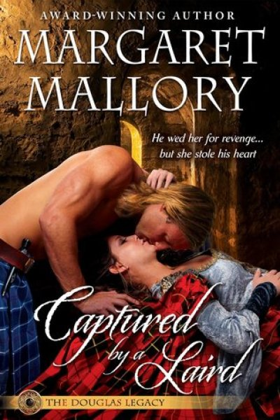 Book Review-Captured By The Laird by Margaret Mallory