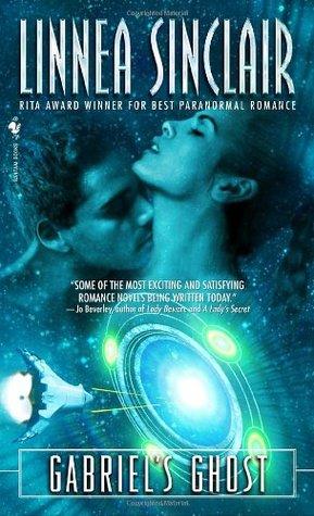 Book Review-Gabriel's Ghost by Linnea Sinclair