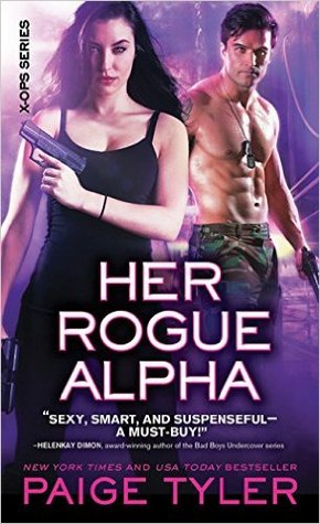ARC Book Review-Her Rogue Alpha by Paige Tyler