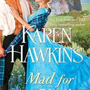 ARC Book Review-Mad For The Plaid by Karen Hawkins