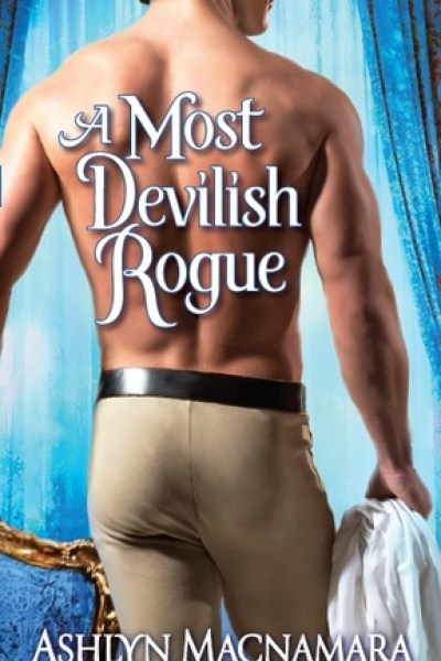 Book Review-A Most Devilish Rogue by Ashlyn Macnamara