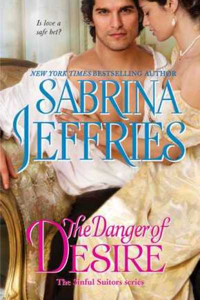 Book Review-The Danger Of Desire by Sabrina Jeffries