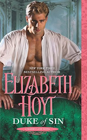 Book Review-Duke of Sin by Elizabeth Hoyt