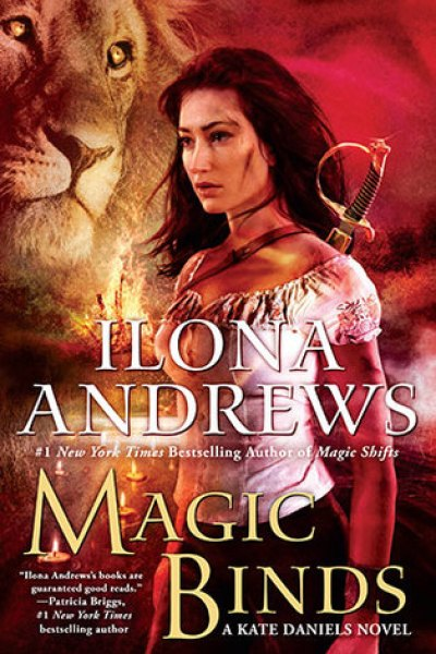 Book Review-Magic Binds by Ilona Andrews