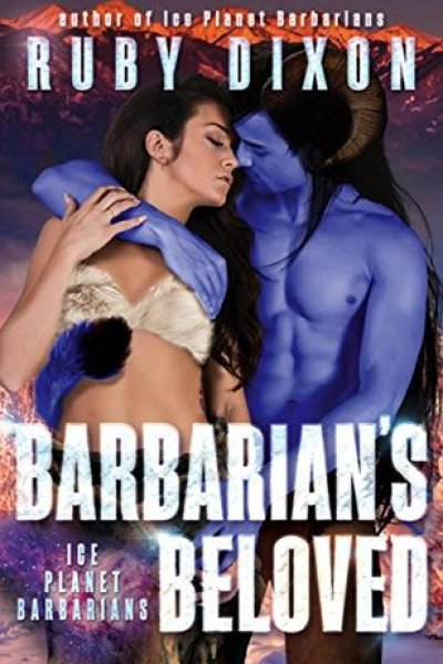 Book Review-Barbarian Beloved by Ruby Dixon