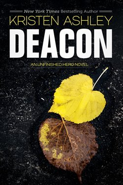 Book Review-Deacon by Kristen Ashley