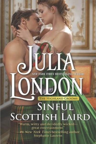 Book Review-Sinful Scottish Laird by Julia London