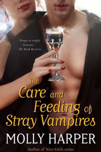 Book Review-The Care and Feeding of Stray Vampires