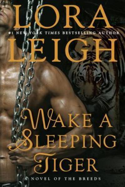 Book Review-Wake A Sleeping Tiger by Lora Leigh