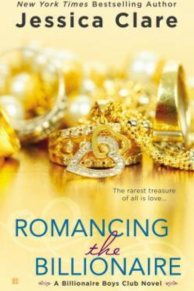 Book Review-Romancing The Billionaire by Jessica Clare