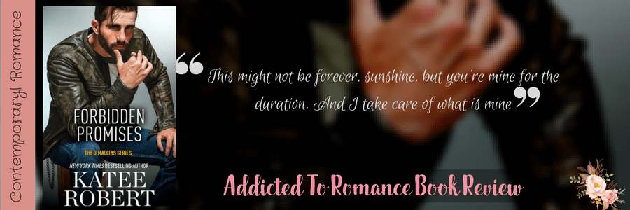Book Review-Forbidden Promises by Katee Robert