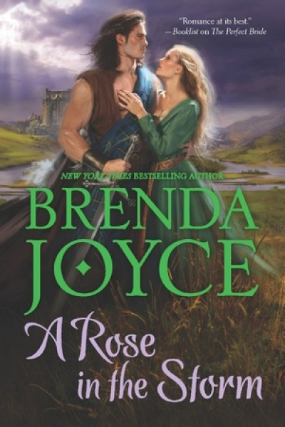 Book Review-A Rose in the Storm by Brenda Joyce