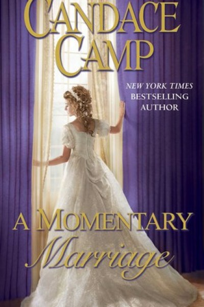 Book Review-A Momentary Marriage by Candace Camp