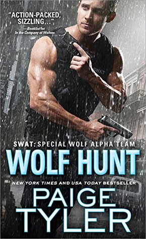 Book Review-The Wolf Hunt by Paige Tyler