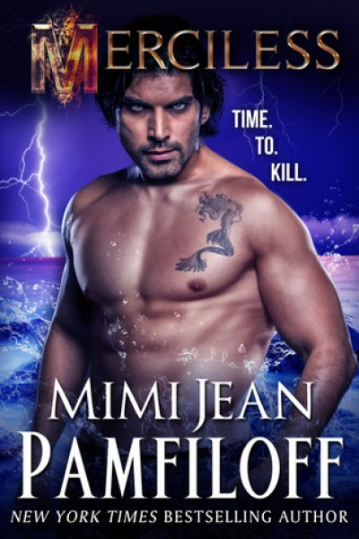 Trilogy Book Review-Mermen, Mermadmen, Merciless by Mimi Jean Pamfiloff