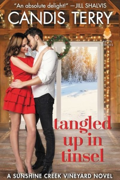 Book Review- Tangled Up In Tinsel by Candis Terry