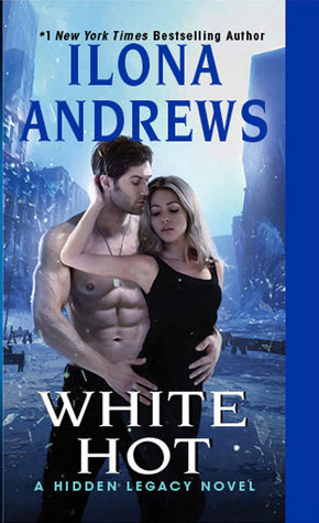 Book Review-White Hot by Ilona Andrews