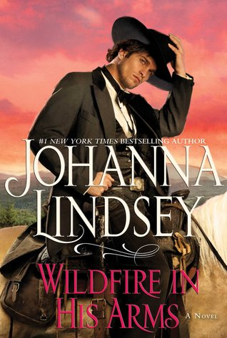 Book Review-Wildfire In His Arms by Johanna Lindsey