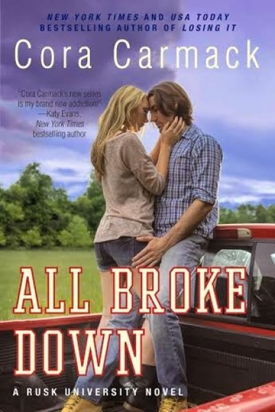 Double The Romance Review: All Broke Down & All Played Out by Cora Carmack