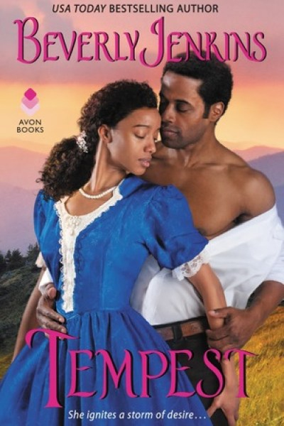Book Review-Tempest by Beverly Jenkins