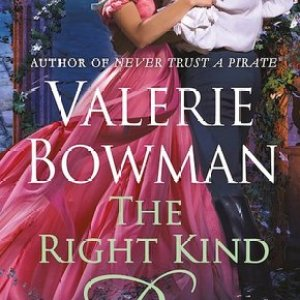 Book Review-The Right Kind Of Rogue by Valerie Bowman