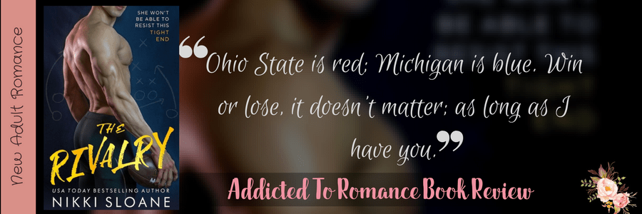 Book Review-Rivalry by Nikki Sloane