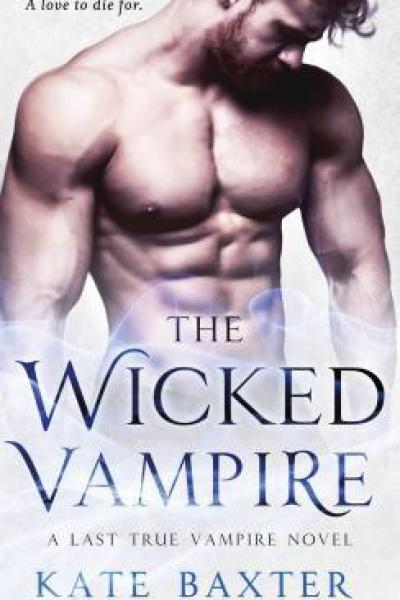 Book Review-The Wicked Vampire by Kate Baxter