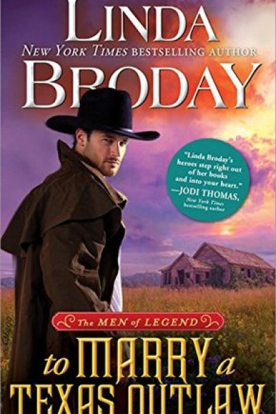 Book Review-To Marry a Texas Oulaw by Linda Broday