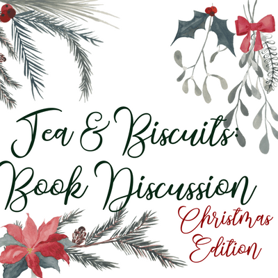Tea and Biscuits: 12 Days of Christmas Book Tag