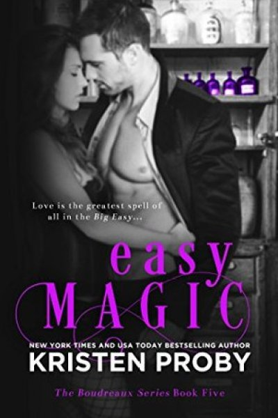Book Review-Easy Magic by Kristen Proby