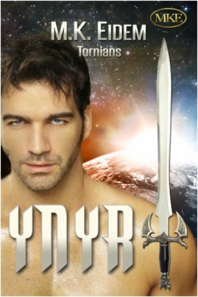 Book Review-Ynyr by M.K. Eidem
