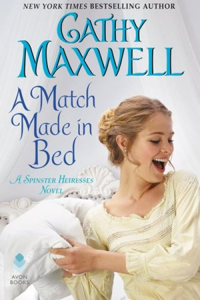Book Review-A Match Made In Bed by Cathy Maxwell