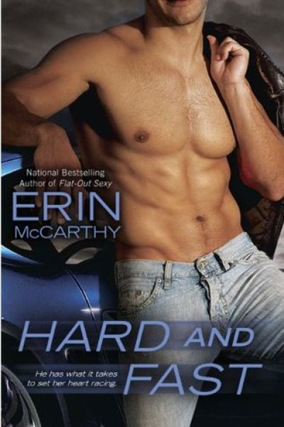 Book Review-Hard and Fast by Erin McCarthy