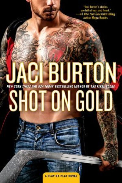 Book Review-Shot On Gold by Jaci Burton