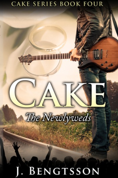 Quickie Book Review-Cake: The Honeymoon by J. Bengtsson
