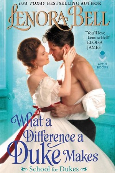 Book Review-What A Difference A Duke Makes by Lenora Bell