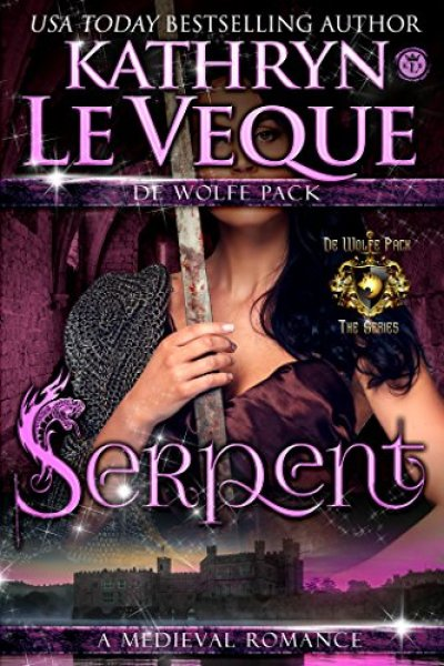 Book Review-Serpent by Kathryn Le Veque