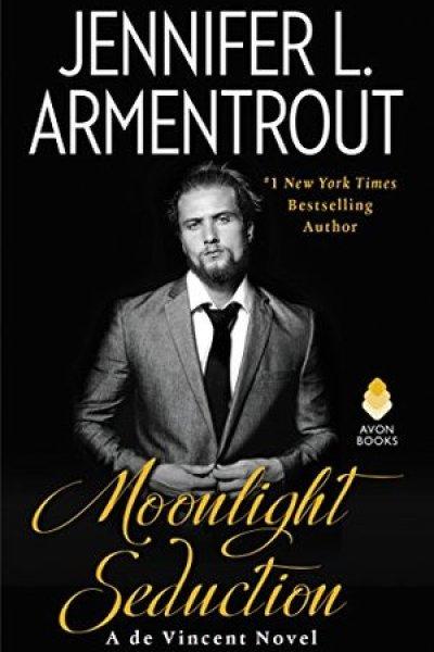 Book Review-Moonlight Seduction by Jennifer L. Armentrout