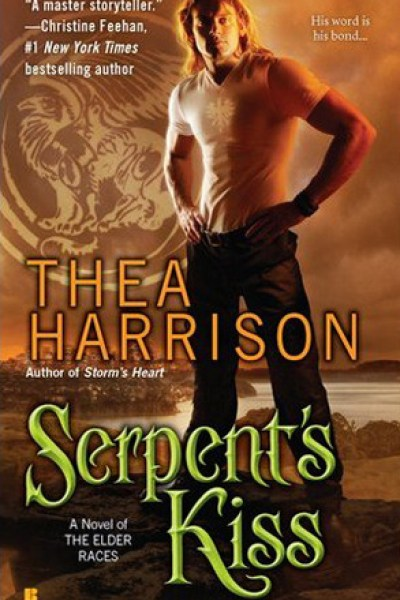 Audio Book Review-Serpent's Kiss by Thea Harrison