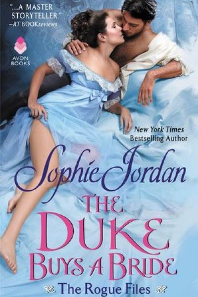 Book Review-The Duke Buys A Bride by Sophie Jordan